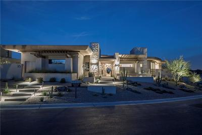 Las Vegas Single Family Home For Sale: 16 Flying Cloud Lane