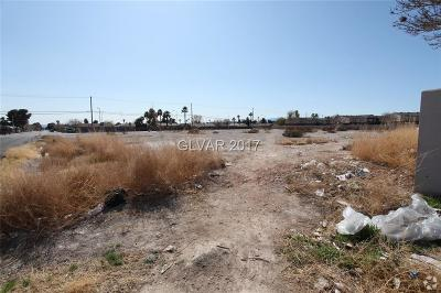 Las Vegas Residential Lots & Land For Sale: 1625 Sandy Lane