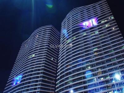 Las Vegas High Rise For Sale: 4575 Dean Martin Drive #1103