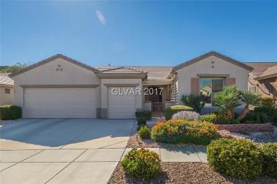 Henderson Single Family Home For Sale: 2139 King Mesa Drive