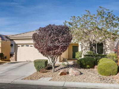 North Las Vegas Single Family Home For Sale: 7345 Shelduck Street
