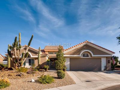 Las Vegas Single Family Home For Sale: 2404 Bluffton Court