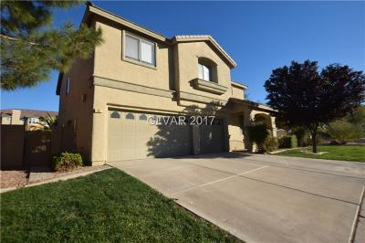 Clark County Single Family Home For Sale: 58 Coyote Hills Street