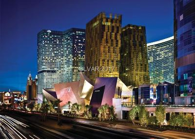 Las Vegas High Rise For Sale: 3722 Las Vegas Boulevard #2012