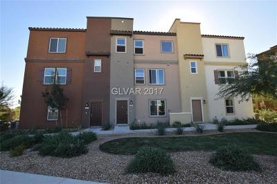 North Las Vegas Condo/Townhouse For Sale: 4650 Rancho House Road #28