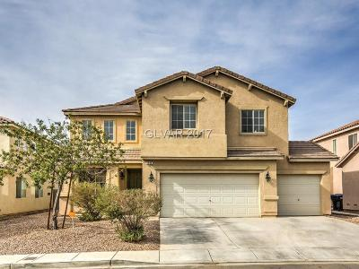 North Las Vegas Single Family Home For Sale: 5221 Coral Hills Street