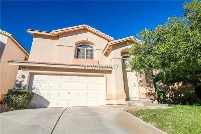 Las Vegas Single Family Home For Sale: 8716 Honey Vine Avenue