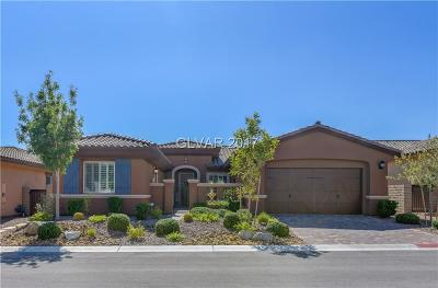 Las Vegas Single Family Home For Sale: 12161 Torretta Court