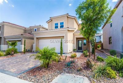 Las Vegas Single Family Home For Sale: 347 Woodland Moss Road
