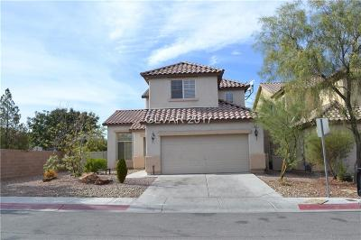 North Las Vegas Single Family Home For Sale: 4005 Spring Line Street