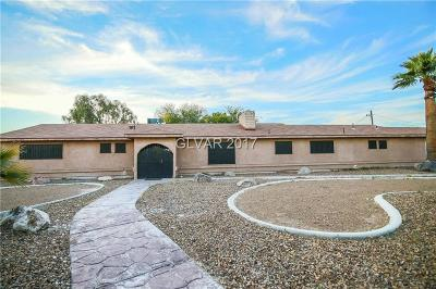Las Vegas  Single Family Home For Sale: 1231 Sharon Road