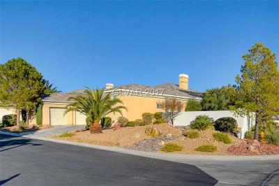 Las Vegas Single Family Home For Sale: 300 Sand Pines Court