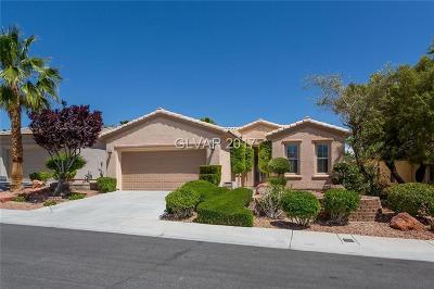 Las Vegas Single Family Home For Sale: 10562 Sopra Court