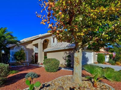 North Las Vegas Single Family Home For Sale: 1416 Walstone Road