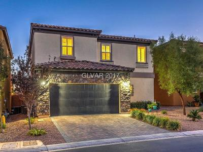 Las Vegas NV Single Family Home Contingent Offer: $325,000