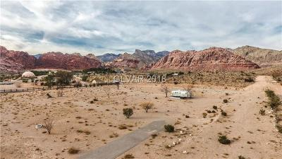 Las Vegas Residential Lots & Land For Sale: 14240 Calico Basin Road