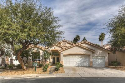 Henderson NV Single Family Home For Sale: $399,900