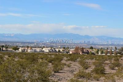 Henderson Residential Lots & Land For Sale: S. Milan Street