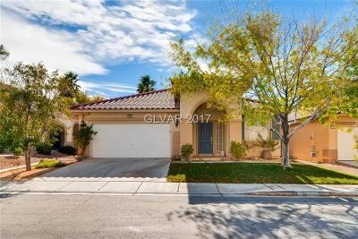 Henderson NV Single Family Home For Sale: $365,000