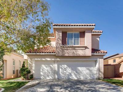 Las Vegas Single Family Home For Sale: 4701 Jasper Rock Court