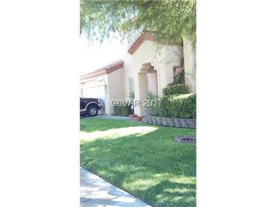 Single Family Home For Sale: 1604 Wolf Canyon Court
