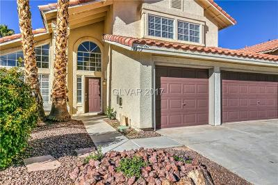 North Las Vegas Single Family Home For Sale: 1332 Grey Hunter Drive