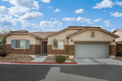 North Las Vegas Single Family Home For Sale: 4521 Coral Cove Court