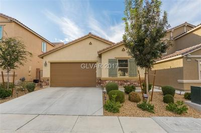 Las Vegas Single Family Home For Sale: 7491 Rainford Street
