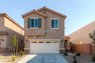 Las Vegas Single Family Home For Sale: 7815 Caring Nel Court #Lot 7