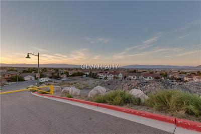 Las Vegas Residential Lots & Land For Sale: 1280 Ventura Dreams Court