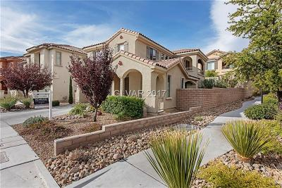 Las Vegas Single Family Home For Sale: 11828 Calle De Sol Drive