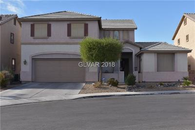 North Las Vegas Single Family Home For Sale: 6231 Sun Seed Court