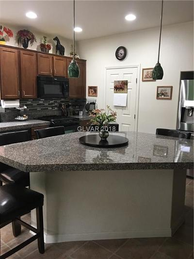 Las Vegas Single Family Home For Sale: 9975 Mills Reef Court
