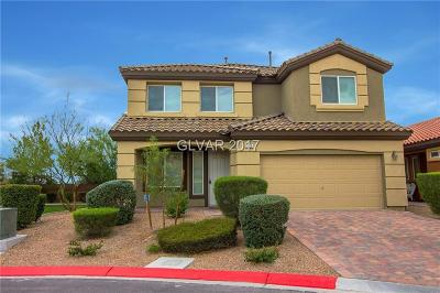 North Las Vegas Single Family Home For Sale: 315 Caneflower Court