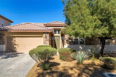 North Las Vegas Single Family Home For Sale: 1124 Windwalker Avenue