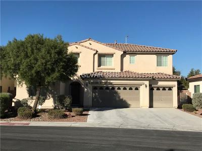 North Las Vegas Single Family Home For Sale: 1512 Dragonfly Ranch Lane
