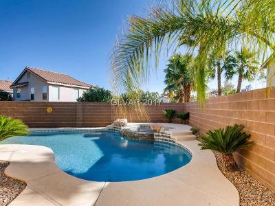Las Vegas Single Family Home For Sale: 5876 Wispy Winds Street