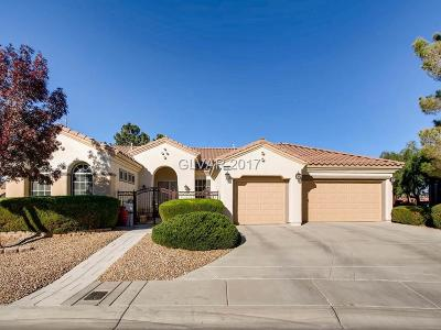 Henderson Single Family Home For Sale: 2592 Evening Sky Drive