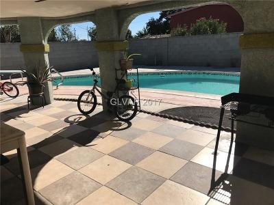 Las Vegas Single Family Home For Sale: 1687 Vegas Valley Drive