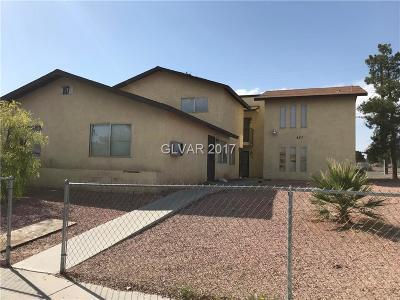 Henderson, Las Vegas, North Las Vegas Rental For Rent: 857 Held Road #B