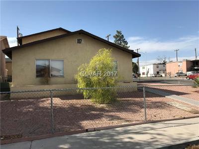 Henderson, Las Vegas, North Las Vegas Rental For Rent: 857 Held Road #C