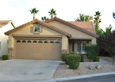 Las Vegas Single Family Home For Sale: 1704 Snow Flat Court