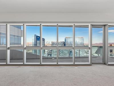 Las Vegas High Rise For Sale: 4471 Dean Martin Drive #3909