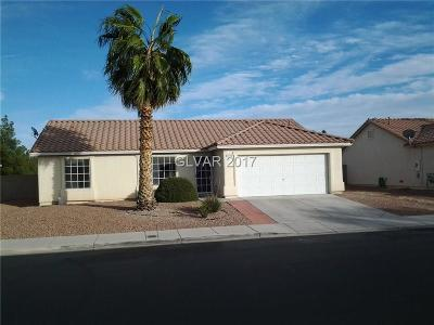North Las Vegas Single Family Home For Sale: 5226 Joshua Jose Street