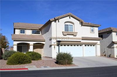 Las Vegas Single Family Home For Sale: 8824 Broodmare Avenue