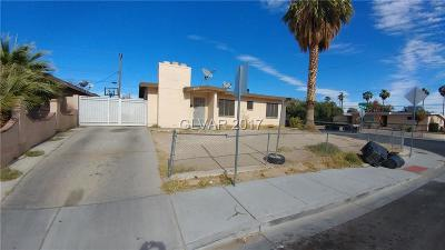 Las Vegas Single Family Home Contingent Offer: 4804 Carmen Boulevard