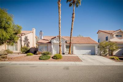 North Las Vegas Single Family Home For Sale: 5904 Old Ridge Road