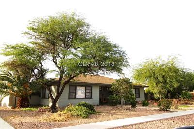 Boulder City Multi Family Home For Sale: 725 Fifth Street