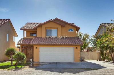Las Vegas NV Single Family Home For Sale: $237,500