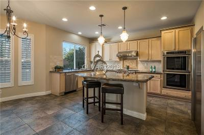 Las Vegas Single Family Home For Sale: 3552 Coventry Gardens Drive